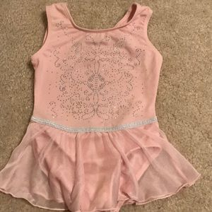 2/$15 Sale Pink Dance leotard
